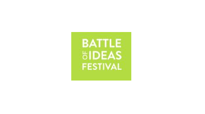 Battle of Ideas 2019 – Can you build a human?
